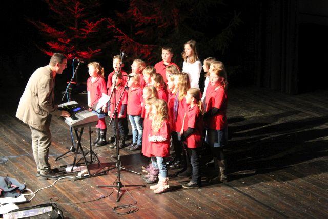 WK2014- Kinder- und Jugendchor